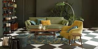 un canapé inspiration je veux un canapé vert madame dé