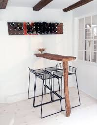 furniture interesting hanging wine glass rack decor wine racks