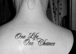 beautiful tattoos words and tattoos design