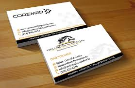 business card companies upmarket masculine business card design