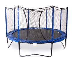 Trampoline Backyard Backyard Playworld Omaha Lincoln Nebraska Alleyoop Trampolines