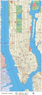 manhattan on map editable manhattan map high detail illustrator pdf