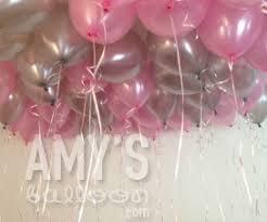 bulk balloon delivery balloons glitter balloons confetti balloons bulk