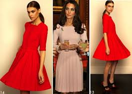 duchess kate duchess kate recycles emilia wickstead dress emilia wickstead red alice dress kate in pink version press