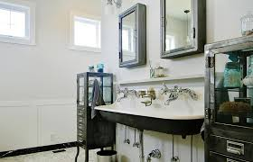 vintage bathroom design apothecary chests jars and cabinets decorating ideas inspirations