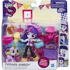 my little pony equestria girls minis twilight sparkle slumber my little pony equestria girls minis twilight sparkle slumber party set walmart com