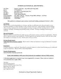Objective For Flight Attendant Resume Internal Resume Format It Cover Letter Sample Resumeresume For Job