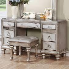 bling vanity desk bedroom vanities bedroom furniture
