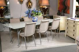 Dining Chair Price Set Of Six Roche Bobois Dining Chairs At 1stdibs