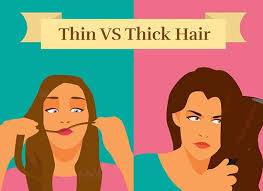 hair for thick hair thick hair vs thin hair how to manage both