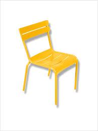 chaises fermob chaise luxembourg jaune miel fermob en occasion zeeloft