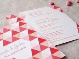 Alannah Rose Wedding Invitations Stationery Colourful Wedding Invitations Polka Dot Bride