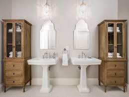 bathroom pedestal sink ideas bathroom astounding bathroom pedestal sink storage cabinet