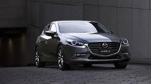 mazda 2017 2017 mazda3 starts rolling into u s dealerships autoevolution