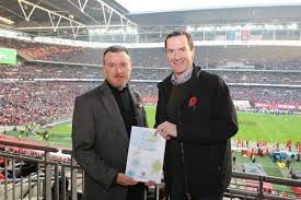 point of light award british american football coach receives points of light award from