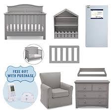 Grey Nursery Furniture Sets Top 10 Best Nursery Furniture Sets Reviewed In 2018