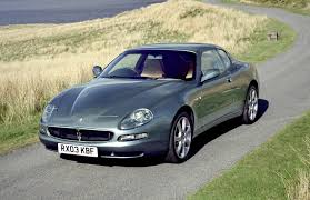 maserati 2001 maserati coupé coupe review 2001 2006 parkers