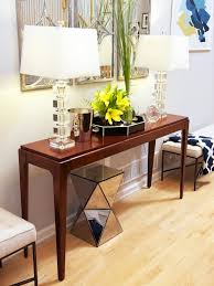 Living Room Console Table How To Decorate Your Modern Console Table