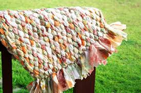 How To Rag Rug Woven Rag Rug Recycle Craft Craft Passion