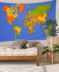 Map Tapestry Wall Tapestry Wall Tapestry Suppliers And Manufacturers At
