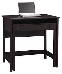 small dark wood computer desk endearing computer desk designs for