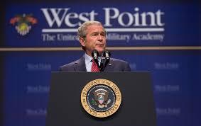 george w bush owes donald trump a big thank you the nation