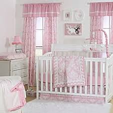 Damask Crib Bedding Sets The Peanut Shell Damask Crib Bedding Collection In Pink Buybuy Baby