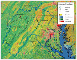 Maryland Counties Map Water Free Full Text Extent Of Stream Burial And Relationships
