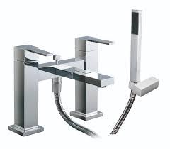 athena lever deck mounted bath shower mixer 86275sd 390 00 athena lever deck mounted bath shower mixer