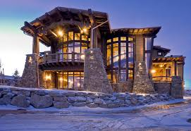 ski magazine dream home midway construction