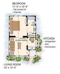 14 best guest house images on pinterest guest house plans guest