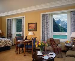 texas chateau home decor mountain paradise at chateau lake louise idesignarch interior