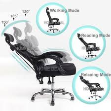 ergonomic computer desk chair tilt modern ergonomic mesh high back executive computer desk task