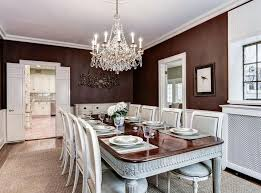 two tone dining room ideas pictures designing idea