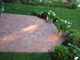 Patio Ideas For Small Backyards Used Brick Patio Extension To Deck Garden Pinterest Brick