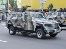 armored vehicles what do the