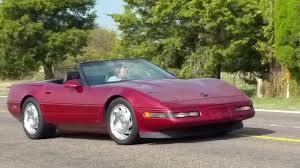 95 chevy corvette 1995 chevrolet corvette convertible 6 speed c4