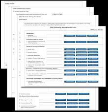 g 430 phs fellowship supplemental form