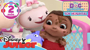 doc mcstuffins toy hospital baby bath disney junior uk