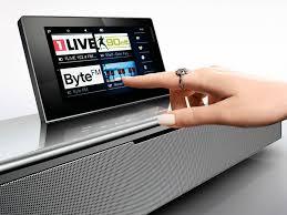 hifi design anlagen test design kompaktanlage loewe soundvision audio foto bild