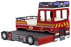 but fr chambre lit camion pompier aménage la chambre de votre enfant de façon