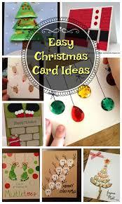 best easy diy christmas card ideas christmas celebrations
