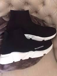 balenciaga mens speed sock trainers size 10uk in harrow london