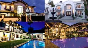 Famous Homes 10 Most Luxurious Filipino Celebrity Homes