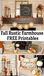 thanksgiving mantel decorating ideas rustic farmhouse fall mantel decor lillian hope designs