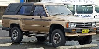 suv toyota 4runner file 1987 1989 toyota hilux 4runner sr5 wagon 02 jpg wikimedia