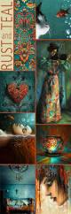impressive teal color schemes 60 teal color schemes for weddings