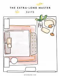 bedroom furniture arrangement feng shui interior design