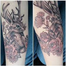 419 best hares rabbits and bunny tattoos images on pinterest