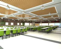 office canteen design canteen with high end ceiling decor 3d cgtrader